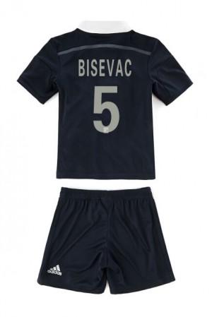 Camiseta nueva Arsenal Ramsey Equipacion Segunda 2013/2014