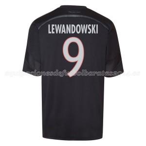Camiseta Bayern Munich Lewandowski Tercera Equipacion
