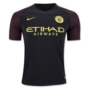 Camiseta de Manchester City 2016/2017 Segunda Equipacion