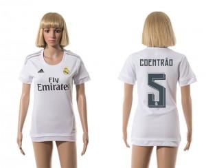 Mujer Camiseta del Real Madrid